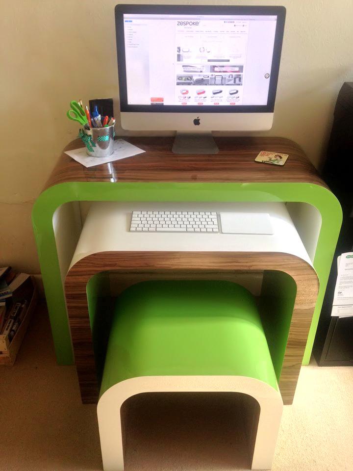 Genial IMac Computer Desk Nesting   Gallery 15   Zespoke